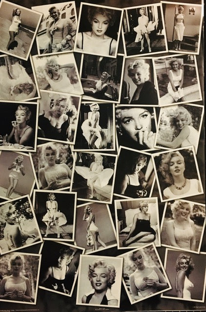 Marilyn Monroe - Collage