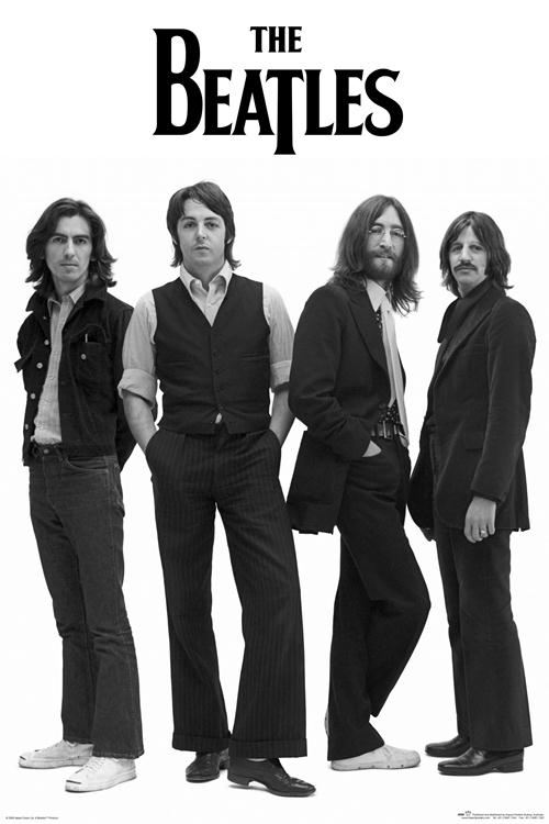 Beatles - Black and White