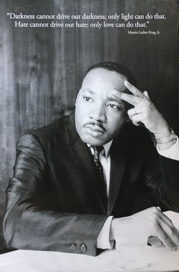 Martin Luther King, Jnr - Quote