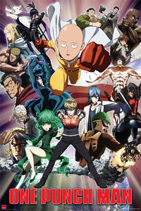 One Punch Man - Characters