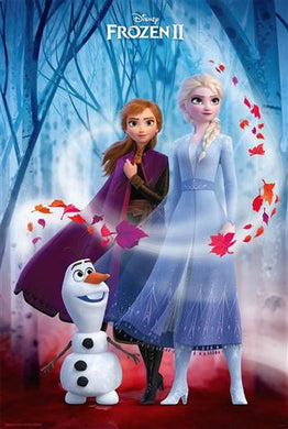 Frozen 2 - Enchanted Forest