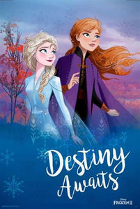 Frozen II - Destiny Awaits