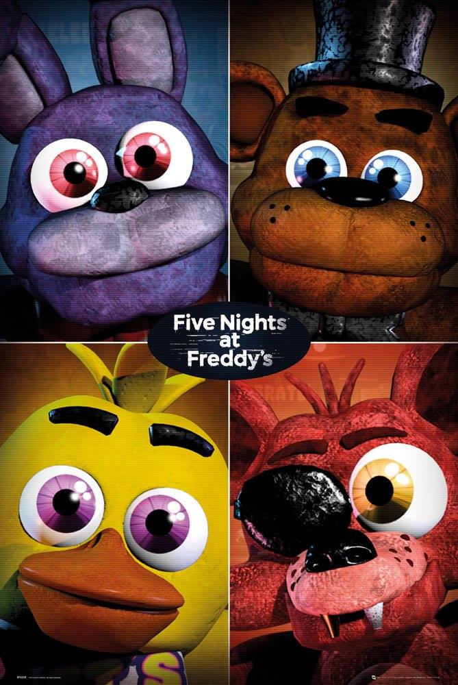 Five Nights at Freddy's - Quad