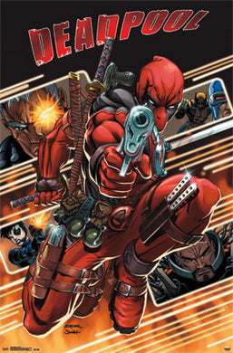 Deadpool - Attack