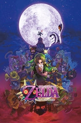Legend of Zelda - Majora's Mask