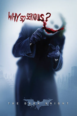 Batman Joker - Why So Serious? ( COMING SOON! )