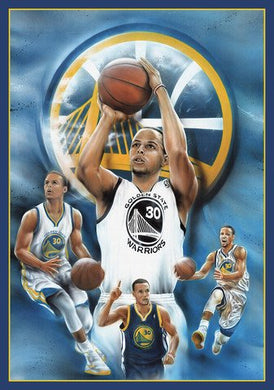 Golden State Warriors Stephen Curry - Montage