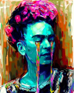 Frida Kahlo - Tears