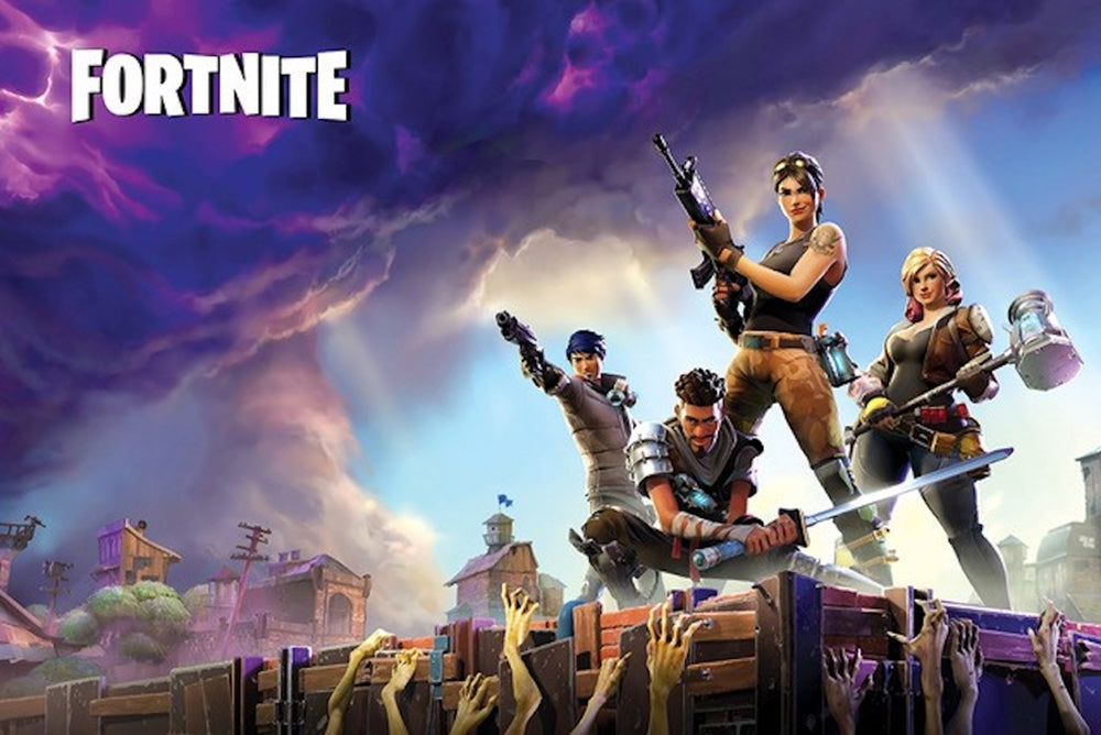 Fortnite - Game Over