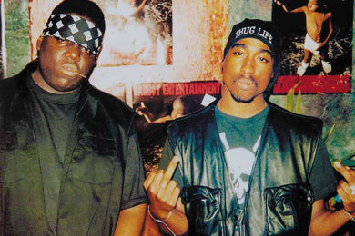 Tupac & Biggie ( COMING SOON! )