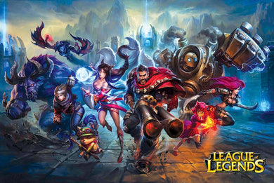 League of Legends - Charge