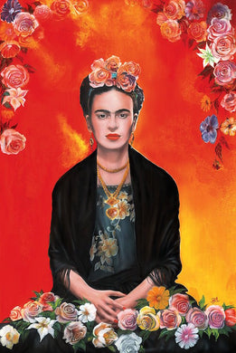 Frida Kahlo - Meditation