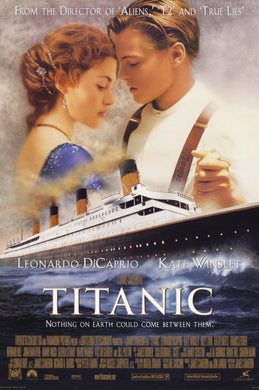 Titanic - One Sheet - Leonardo Di Caprio, Kate Winslet  ( COMING SOON! )