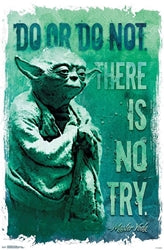 Star Wars Yoda - Do Or Do Not