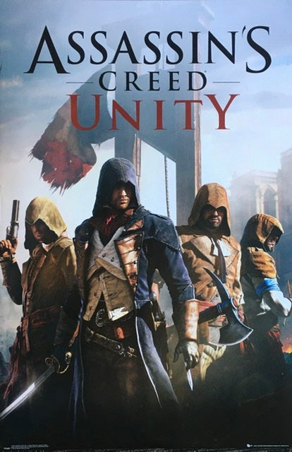 Assassin's Creed Unity - Group