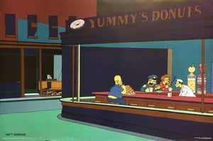 The Simpsons - Yummy's Donuts