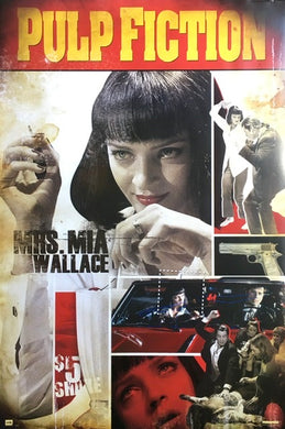 Pulp Fiction - Mia Wallace