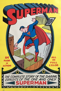 Superman - Comic Cover - The Complete Story
