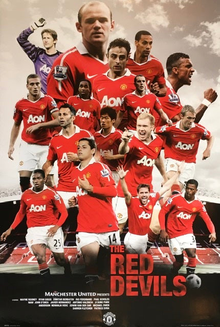 Manchester United - The Red Devils