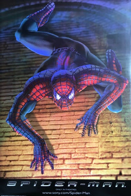 Spiderman - Wall