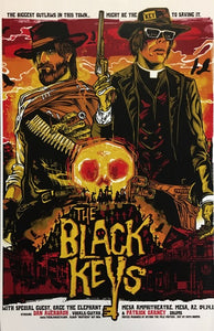 The Black Keys - Brothers Tour Poster