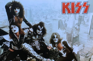 Kiss- New York City