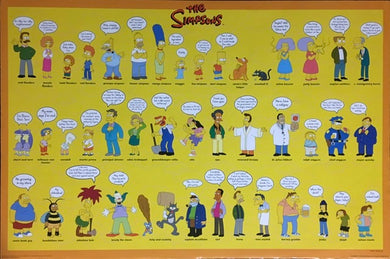 The Simpsons - Cast