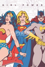 DC Comics - Girl Power