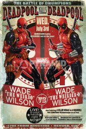 Deadpool - Wade vs Wade