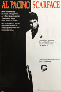 Scarface - One Sheet