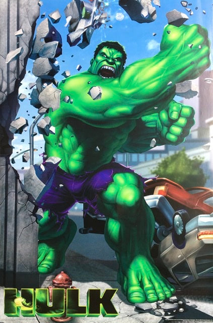 The Incredible Hulk - Smash