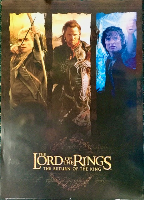Lord of the Rings - Trio