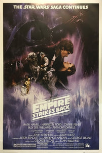 Star Wars - The Empire Strikes Back - One Sheet