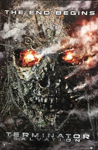 Terminator Salvation - The End Begins