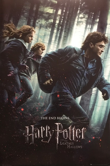 Harry Potter & The Deathly Hollows - Run