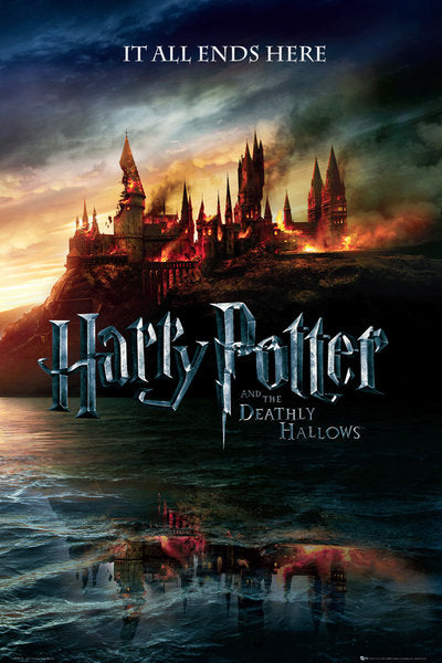 Harry Potter & The Deathly Hollows - Teaser