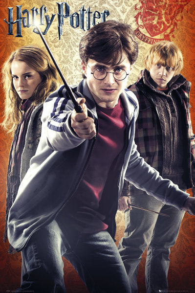Harry Potter - Golden Trio
