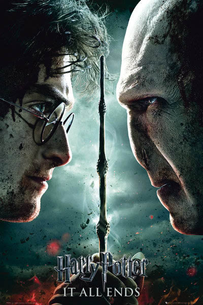 Harry Potter 7 - Harry & Voldemort