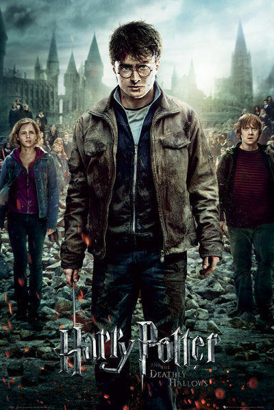 Harry Potter and the Deathly Hallows - Trio