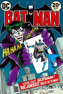 Batman - Joker's Back In Town