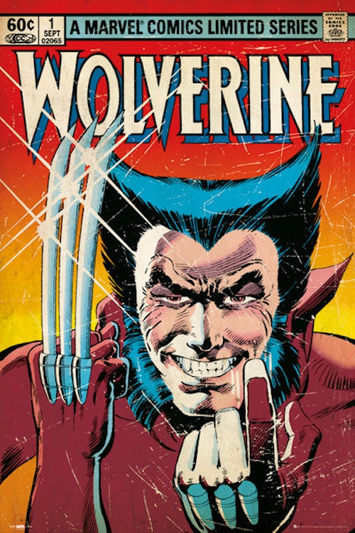 Wolverine - Comic Cover