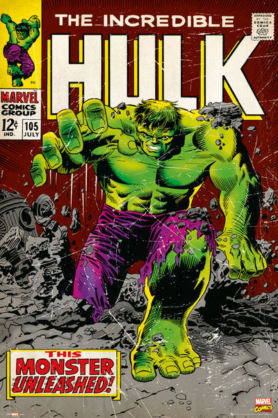 The Incredible Hulk - Monster Unleashed