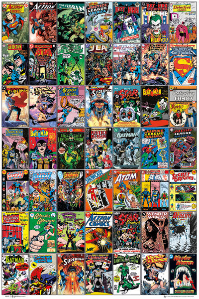 DC Comics - Covers