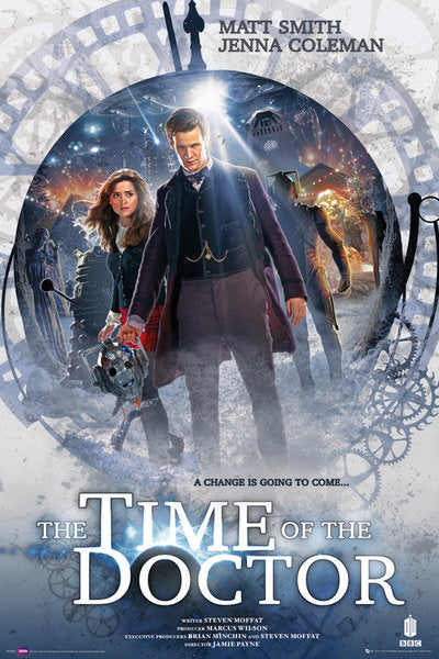Dr Who - The Time of the Doctor