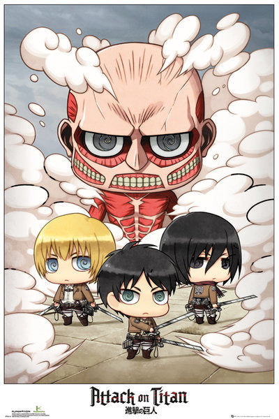 Attack on Titan - Chibi
