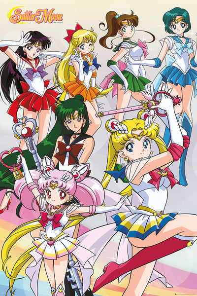 Sailor Moon - Team