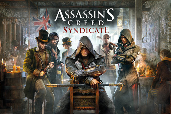 Assassin's Creed Syndicate - Pub