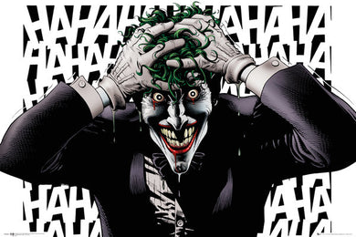 Batman - The Killing Joke Laughter