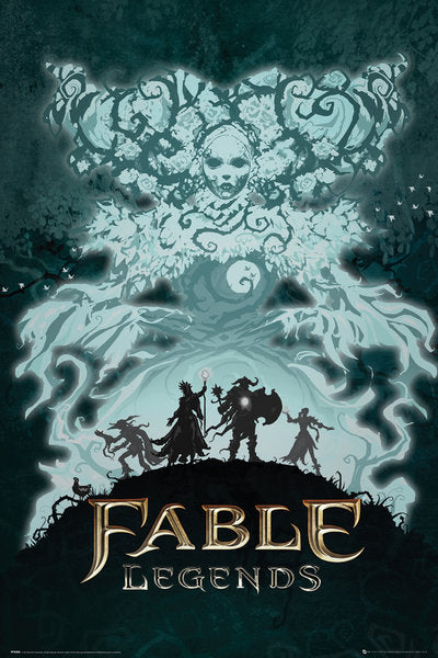 Fable Legends - White Lady