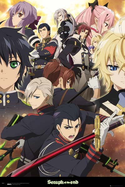 Seraph of the End - Collage